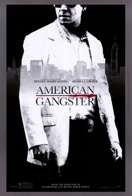 American Gangster Movie Poster Print (27 x 40) - Item # MOVCI4038
