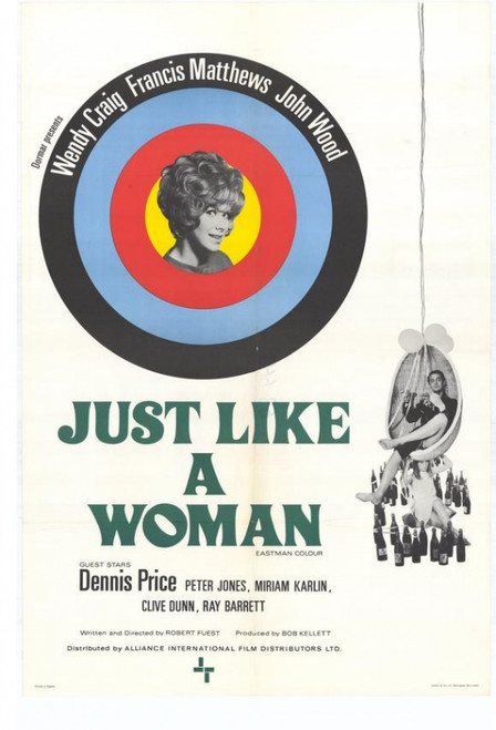 Just Like a Woman Movie Poster Print (27 x 40) - Item # MOVAH9271