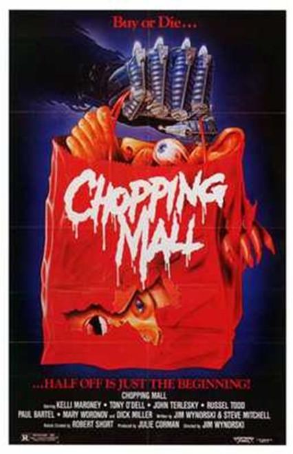 Chopping Mall Movie Poster (11 x 17) - Item # MOV197352