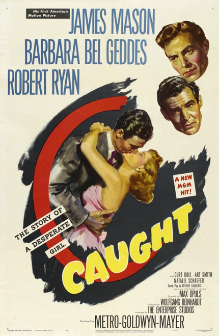 Caught Movie Poster Print (27 x 40) - Item # MOVCI3329