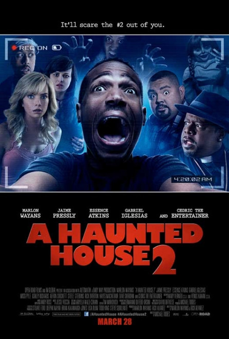 A Haunted House 2 Movie Poster Print (27 x 40) - Item # MOVIB06935