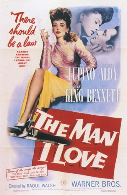 The Man I Love Movie Poster (11 x 17) - Item # MOV311562
