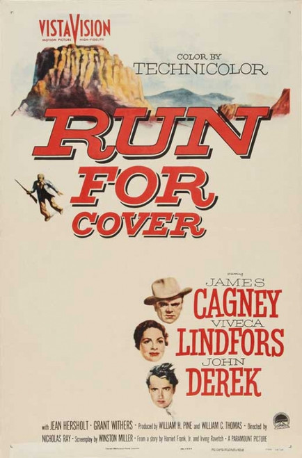 Run for Cover Movie Poster Print (27 x 40) - Item # MOVCB49690