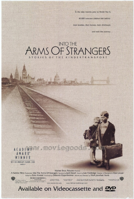 Into The Arms of Strangers Movie Poster Print (27 x 40) - Item # MOVCF0418