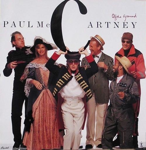 Paul McCartney Off the Ground Poster - Item # RAR9992767