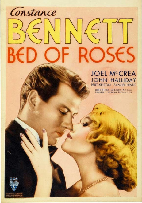 Bed of Roses Movie Poster Print (27 x 40) - Item # MOVGJ6045