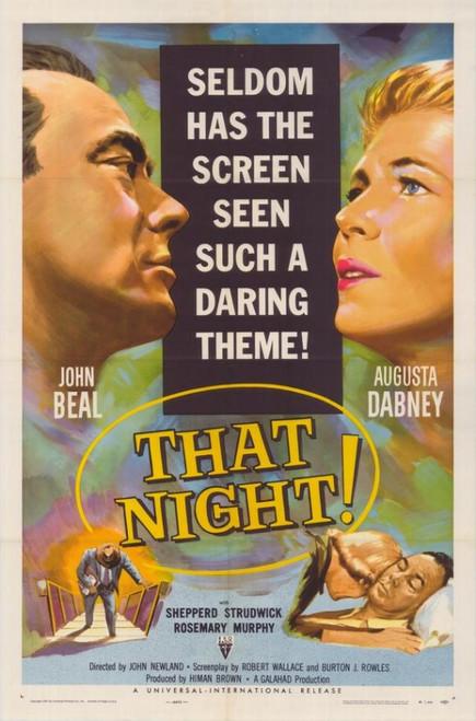 That Night Movie Poster Print (27 x 40) - Item # MOVGH6495