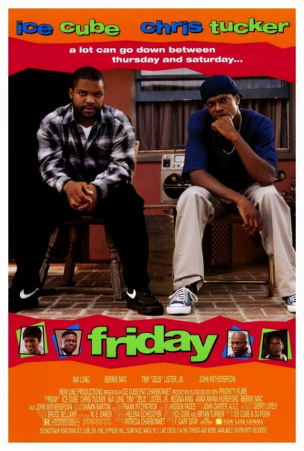 Friday Movie Poster Print (27 x 40) - Item # MOVEF7360