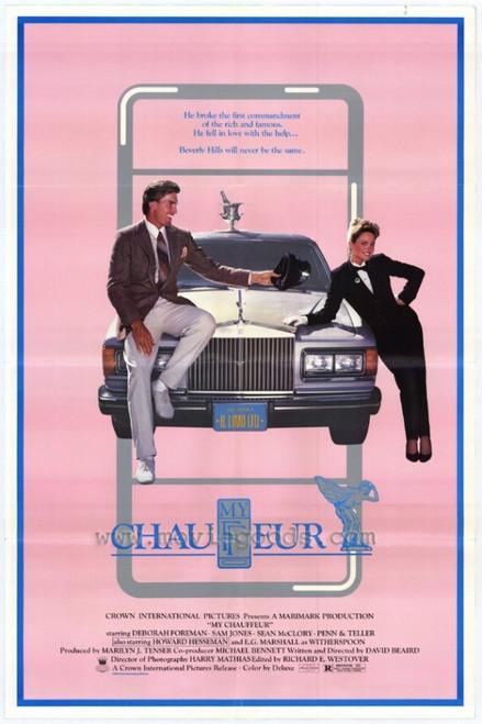 My Chauffeur Movie Poster Print (27 x 40) - Item # MOVCF7392
