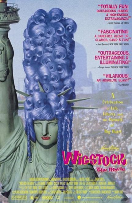 Wigstock Movie Poster (11 x 17) - Item # MOV210912