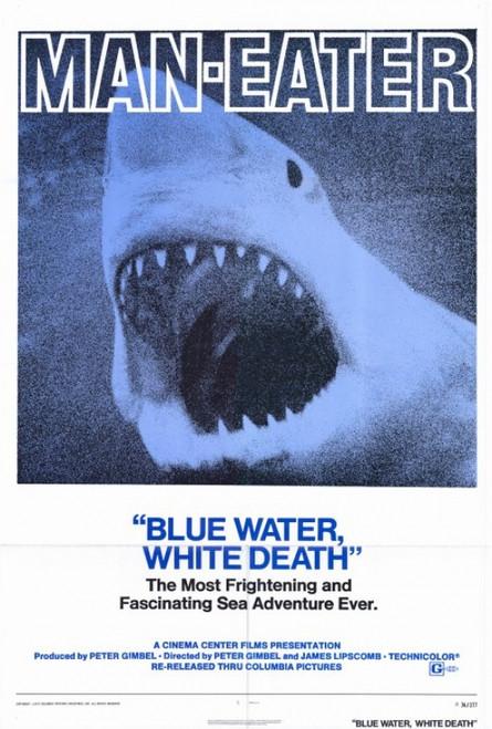 Blue Water White Death Movie Poster Print (27 x 40) - Item # MOVCF0617