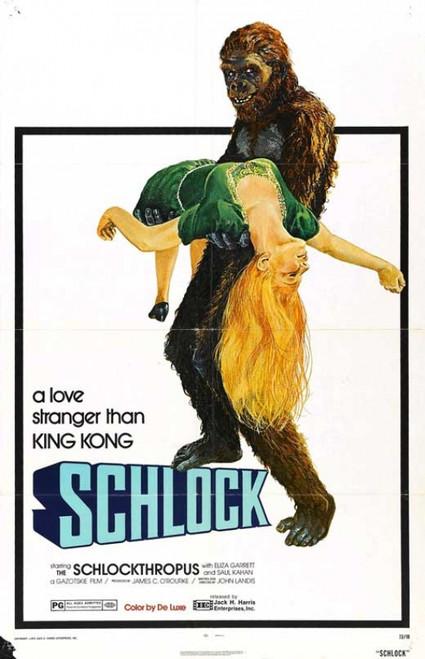 Schlock Movie Poster Print (27 x 40) - Item # MOVAB66411