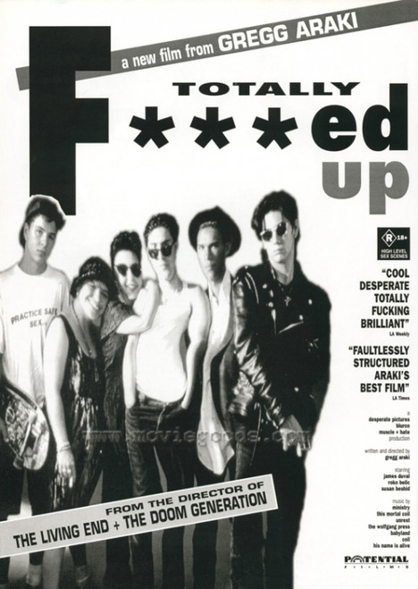 Totally Fed Up Movie Poster Print (27 x 40) - Item # MOVAH2741