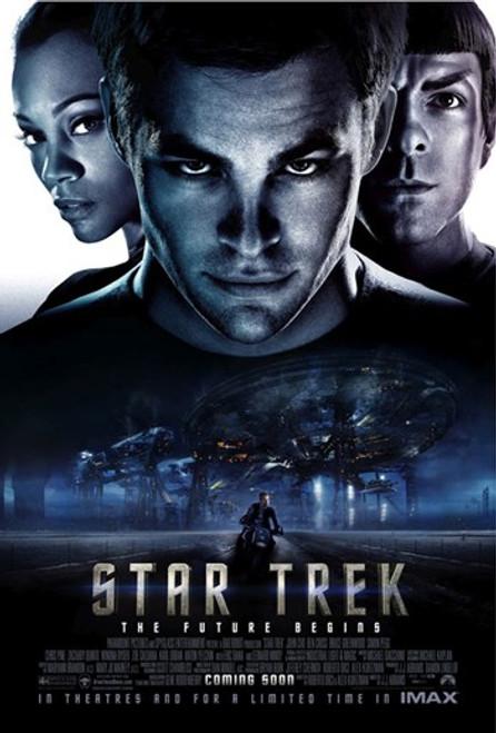 Star Trek XI - UK- style A Movie Poster (11 x 17) - Item # MOV477253