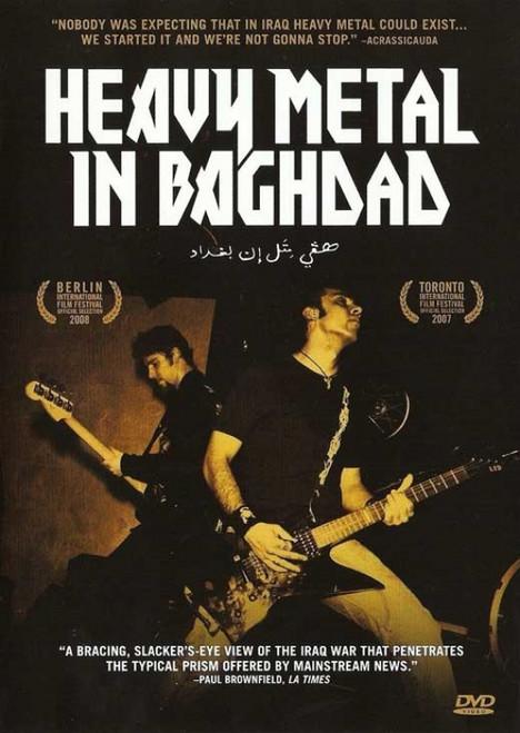 Heavy Metal in Baghdad Movie Poster Print (27 x 40) - Item # MOVIB23090