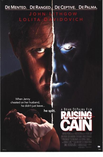 Raising Cain Movie Poster Print (27 x 40) - Item # MOVAH0335