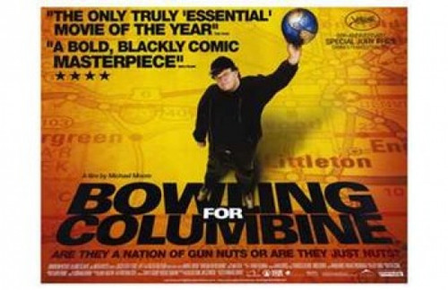Bowling for Columbine Movie Poster (17 x 11) - Item # MOV198653