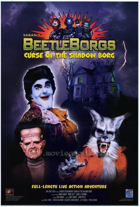Beetle Borgs: Curse of the Shadow Borg Movie Poster Print (27 x 40) - Item # MOVGH7650
