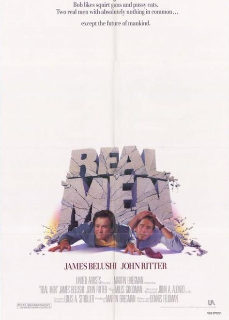 Real Men Movie Poster Print (27 x 40) - Item # MOVAH6250