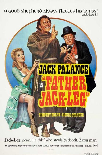 Father Jackleg Movie Poster Print (27 x 40) - Item # MOVGB38680