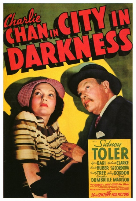 City In Darkness Movie Poster Print (27 x 40) - Item # MOVCF7172