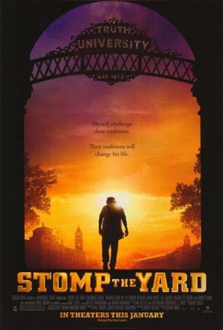 Stomp the Yard Movie Poster (11 x 17) - Item # MOV395934