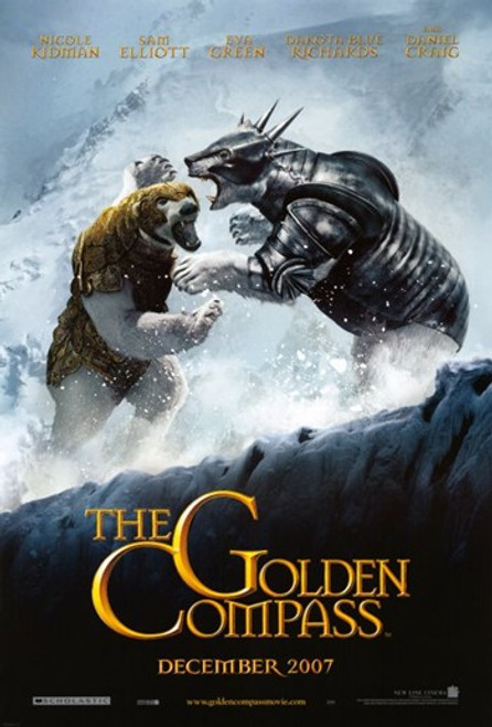 The Golden Compass Movie Poster (11 x 17) - Item # MOV404173
