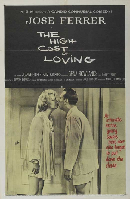 The High Cost of Loving Movie Poster Print (27 x 40) - Item # MOVIB98463