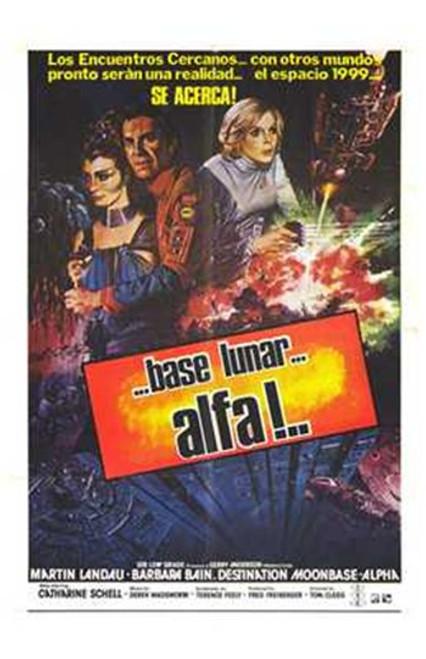 Space 1999 Movie Poster (11 x 17) - Item # MOV227815
