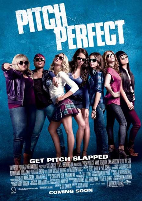 Pitch Perfect Movie Poster Print (27 x 40) - Item # MOVCB21405