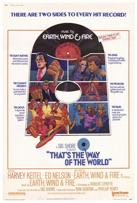 Thats the Way of the World Movie Poster Print (27 x 40) - Item # MOVCF1565