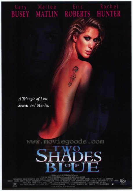 Two Shades of Blue Movie Poster Print (27 x 40) - Item # MOVIH2652