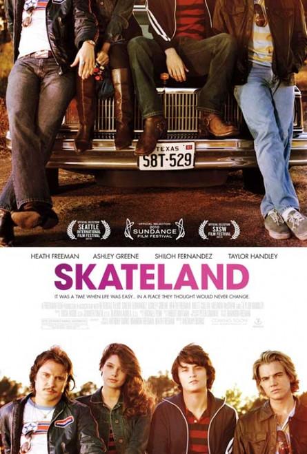 Skateland Movie Poster Print (27 x 40) - Item # MOVCB98193