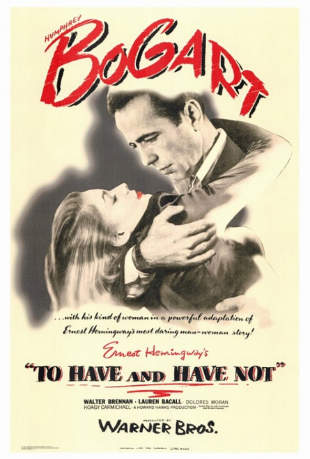 To Have & Have Not Movie Poster Print (27 x 40) - Item # MOVAF7186