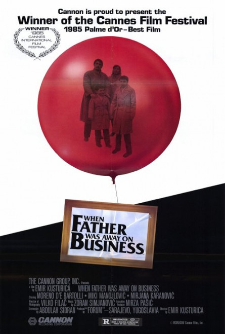When Father Was Away on Business Movie Poster Print (27 x 40) - Item # MOVGF7421