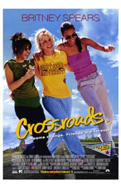 Crossroads Movie Poster (11 x 17) - Item # MOV198990