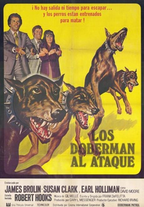 Doberman Patrol Movie Poster (11 x 17) - Item # MOV228399