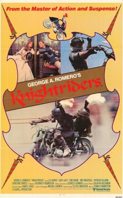 Knightriders Movie Poster (11 x 17) - Item # MOV294891
