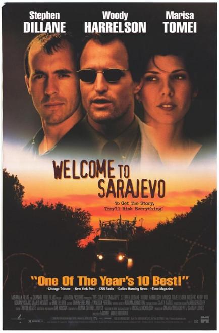 Welcome to Sarajevo Movie Poster Print (27 x 40) - Item # MOVGH1697