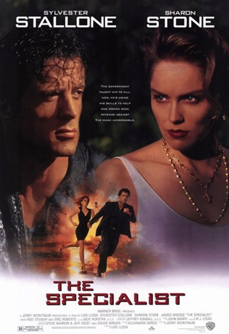 The Specialist Movie Poster (11 x 17) - Item # MOV227706