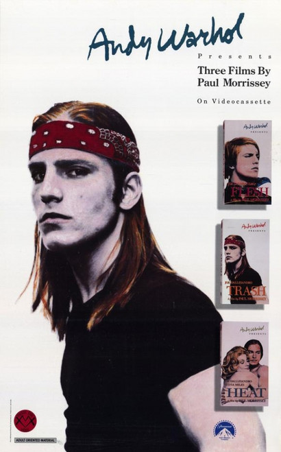 Paul Morrissey Trilogy Movie Poster Print (27 x 40) - Item # MOVGF2321
