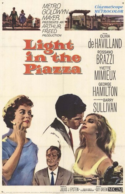 Light in the Piazza Movie Poster (11 x 17) - Item # MOV254223