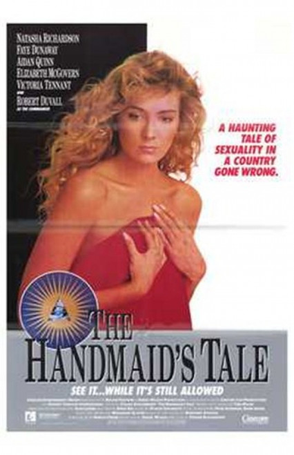 The Handmaid's Tale Movie Poster (11 x 17) - Item # MOV220916