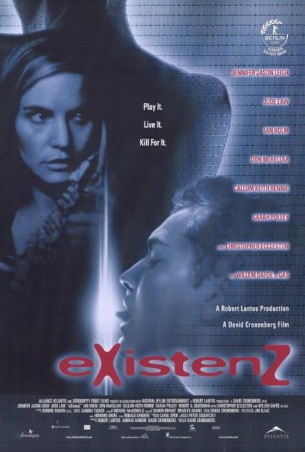 eXistenZ Movie Poster Print (27 x 40) - Item # MOVAF6417