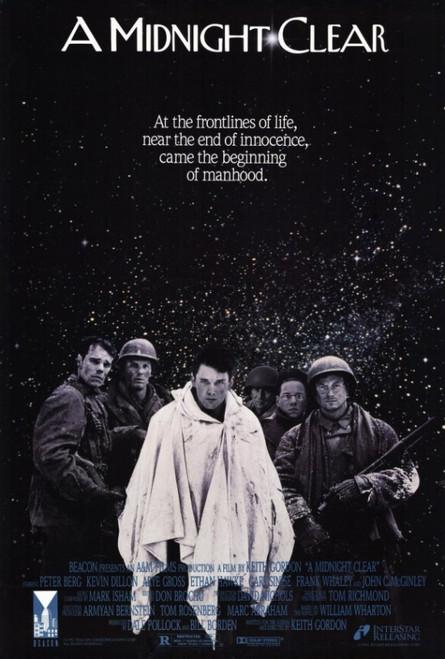 A Midnight Clear Movie Poster Print (27 x 40) - Item # MOVGF2383