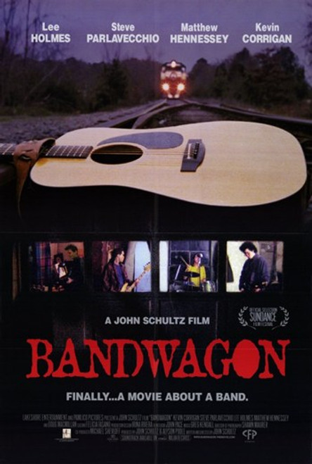 Bandwagon Movie Poster (11 x 17) - Item # MOV203380