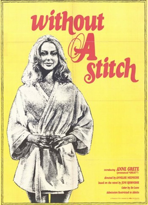 Without a Stitch Movie Poster (11 x 17) - Item # MOV205183