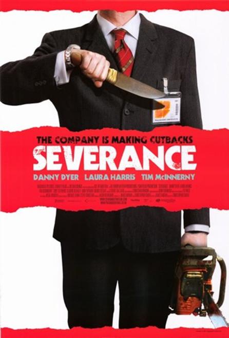 Severance Movie Poster (11 x 17) - Item # MOV403719
