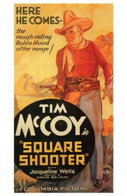 Square Shooter Movie Poster (11 x 17) - Item # MOV143437