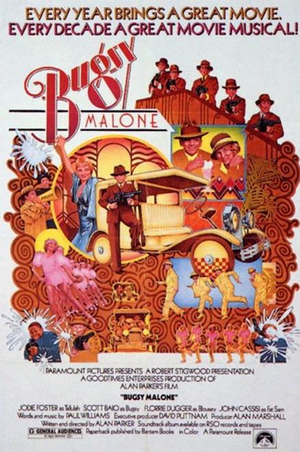 Bugsy Malone Movie Poster (11 x 17) - Item # MOV197146